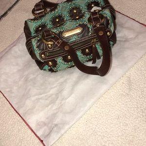 Brand new Isabella Fiore floral purse